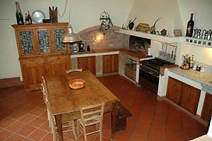 Farmhouse Montaione