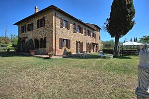 Farmhouse Montespertoli