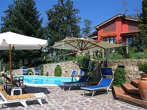 Villa de lujo viareggio villa de lujo con piscina en - Piscina viareggio ...