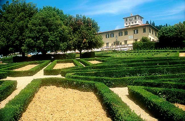 Villa firenze la petraia la villa medicea la petraia for Villa la petraia